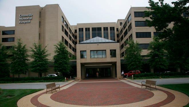 Greenville Memorial Hospital