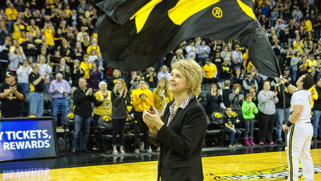 "Iowa has never won consecutive NCAA Tournament games under head coach Lisa Bluder and looks to end a 19-year Sweet Sixteen drought. ""We know what our path is to get there now and we've got two challenging games to get there,"" she said."