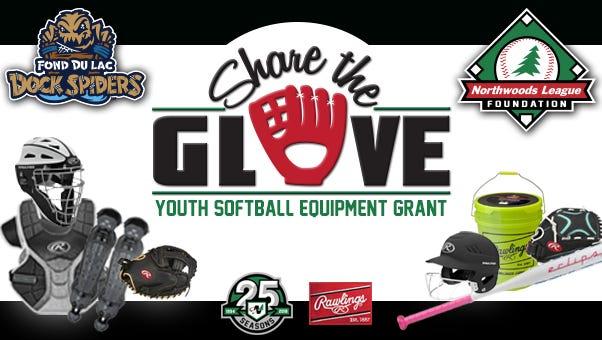 The Northwoods League Foundation is awarding twenty Share the Glove equipment grants to youth baseball and softball organizations across the twenty communities.