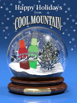 Buying Cool Mountain Sodas  helps give trees to troops and their families.