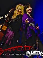 Barracuda, a Heart and Pat Benatar cover band, will