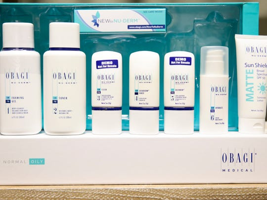 Obagi's highly popular line of sunscreen and skin care