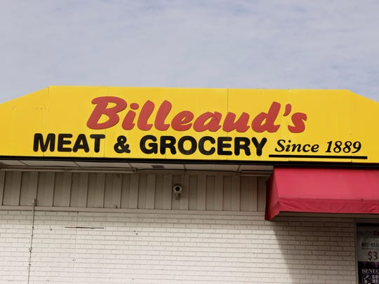 Billeaud's Meat and Grocery in Broussard Friday, Jan.