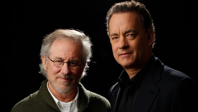 Tom Hanks and Steven Spielberg teamed up as  executive producers of the HBO mini-series The Pacific.