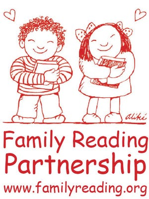 Family Reading Partnership logo