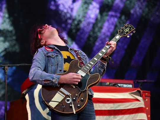 Ryan Adams will perform as part of this weekend's tribute