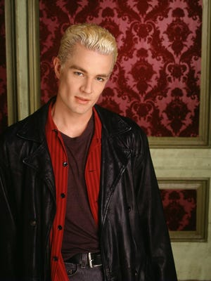 """Seen in character as Spike on """"Buffy the Vampire Slayer,"""" actor James Marsters has joined the bill for Pensacon 2017."""