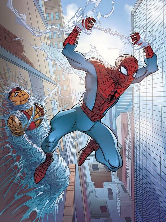 Spider-Man digital