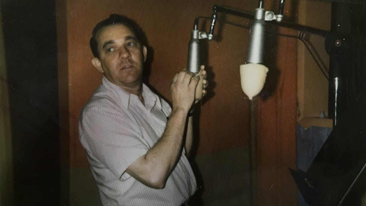 Just what did music mean to the man who created Major Recording Studio, Johnny Major?