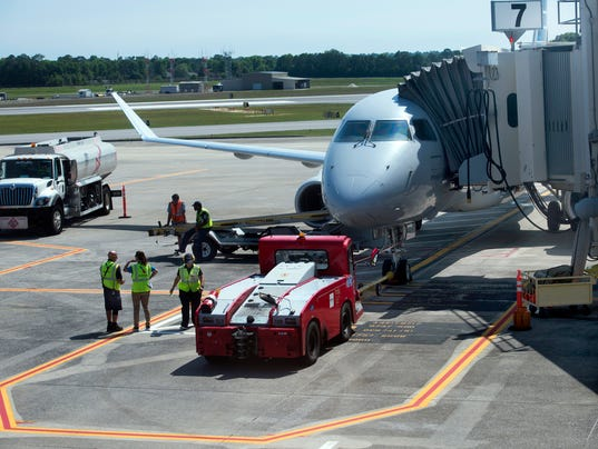 Pensacola International Airport-American Airlines