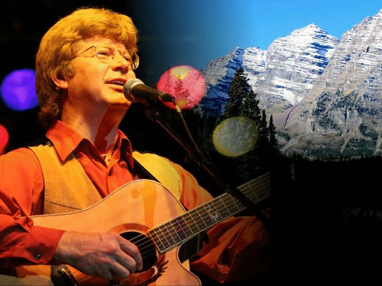 Jim Curry & Band perform the music of John Denver