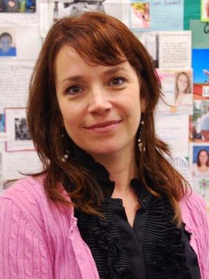 Lee County school district teacher Jennifer Tomlinson