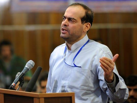 Mideast Iran execution