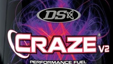 Driven Sports says it plans to start selling Craze v2 in April. The firm's longtime marketing partner, Predator Nutrition, has posted this image on its website.