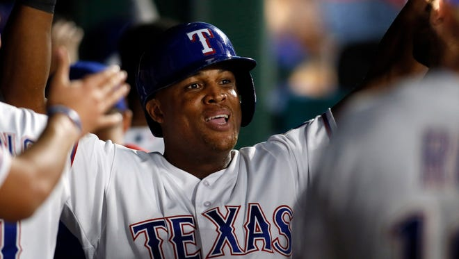 Adrian Beltre is a four-time All-Star.