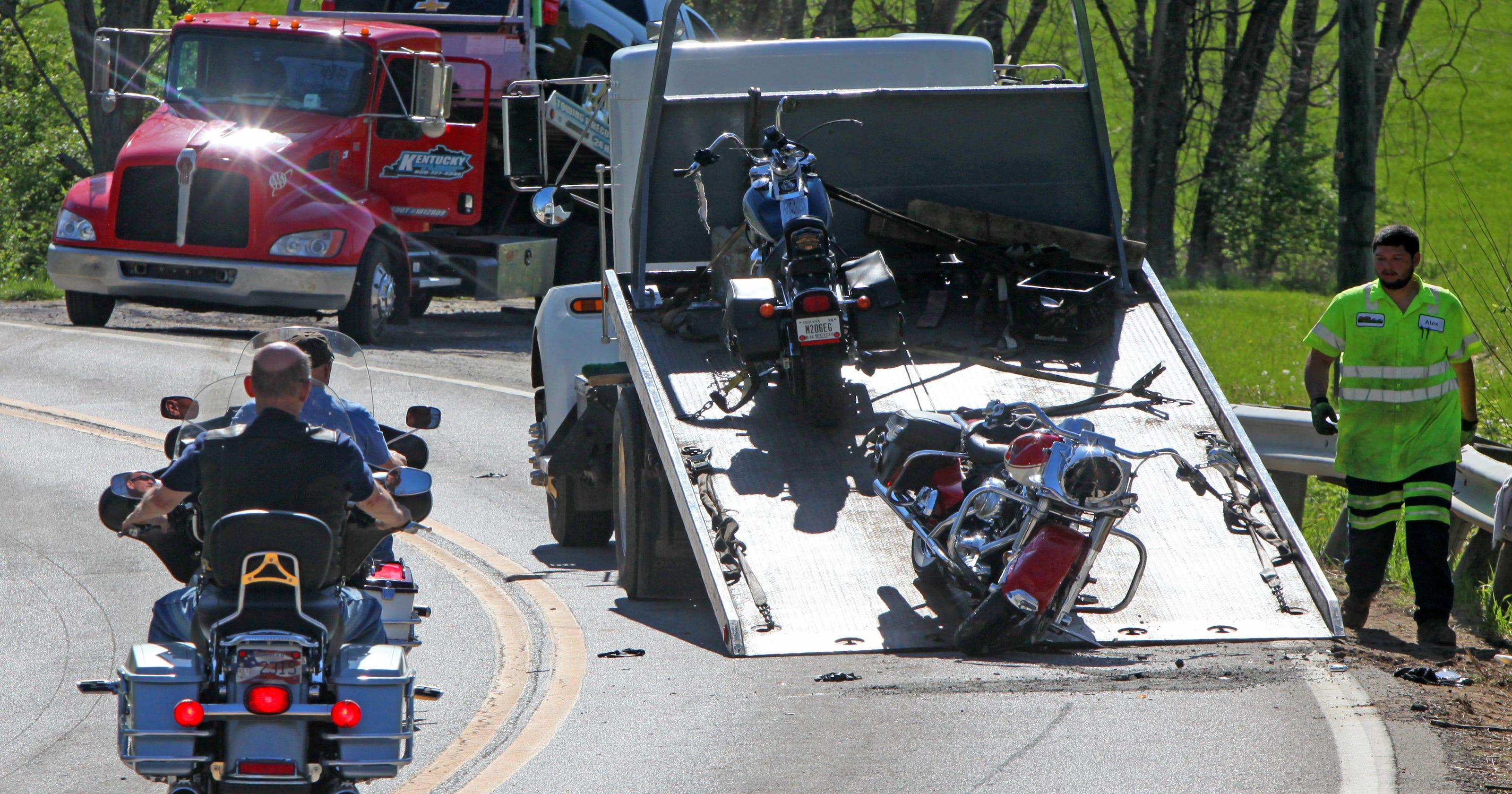 Speed, alcohol factors in fatal Rabbit Hash motorcycle crash