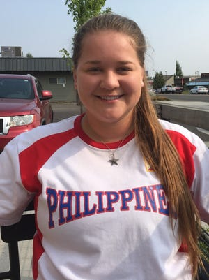 McNary High and Oregon graduate Hailey Decker is playing for the Philippines Women's National Softball Team.
