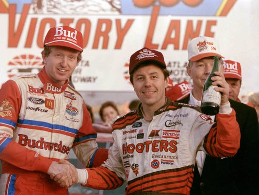 Bill Elliott, Alan Kulwicki