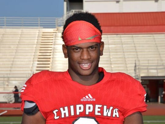 Marcel Lewis, Chippewa Valley