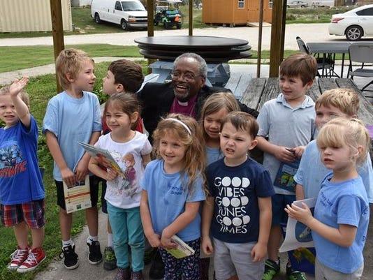 Bishop visit 1