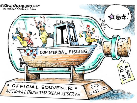 Commercial fishing.