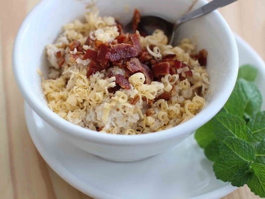 Food 10 Things Oatmeal (3)