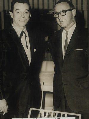 Leonard and Jack Rosen.