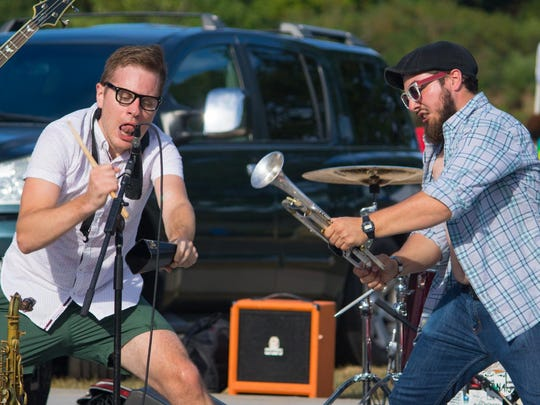 The popular Central Jersey ska band Backyard Superheroes will among the performers at Hub City Sounds' second annual Caribbean Festival on Aug. 26 at Boyd Park in New Brunswick.