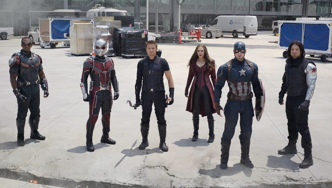 """Team Cap is left in a different state at the end of """"Captain America: Civil War"""" than they were at the beginning."""
