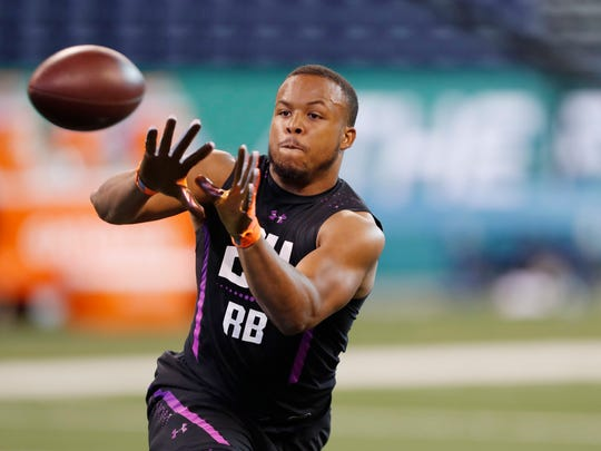 Former Arizona State Sun Devils running back Demario Richard is looking for a chance to prove himself in the NFL.