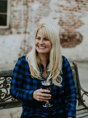 """Lori Rice is the author """"Food on Tap: Cooking With"""