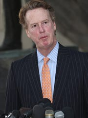 Attorney David Ring, who represents a woman who has