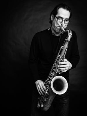 Saxophonist Tom Washatka plays Green Lake's Thrasher Opera House Nov. 24.