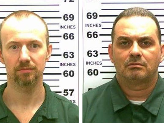 EPA USA ESCAPED MURDERERS CLJ CRIME USA NY