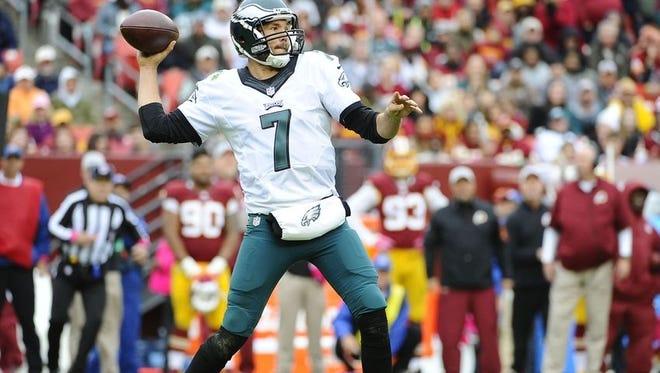 Sam Bradford threw for 270 yards and three touchdowns last Sunday against Washington.
