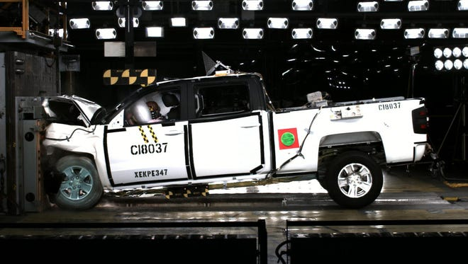 The New Car Assessment Program puts vehicles through various crash tests to determine their grade on a 5-star system.
