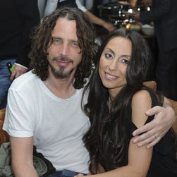 Chris Cornell's wife Vicky writes letter to late Soundgarden singer