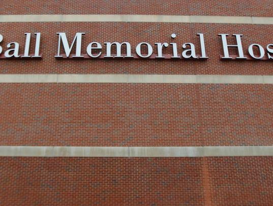 IU Health Ball Memorial Hospital BMH