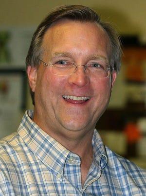 Buck Ryan, director of the Citizen Kentucky Project of the Scripps Howard First Amendment Center.