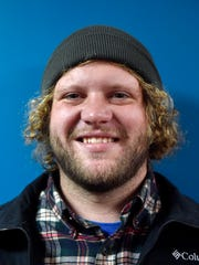 Ethan Walker of the Glen Rock area stands for a portrait