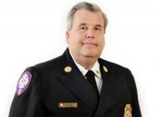 Pensacola Fire Chief Matt Schitt and Joseph Glover are under investigation.