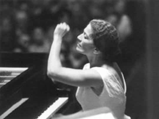 Annie Fischer preferred a live audience to a studio.