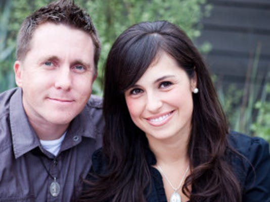Jason and Crystalina Evert