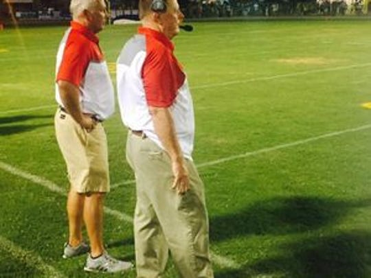 Jerry Pollard has gone through heart surgery, a quick recovery and special season with in his 25th year at Pine Forest.