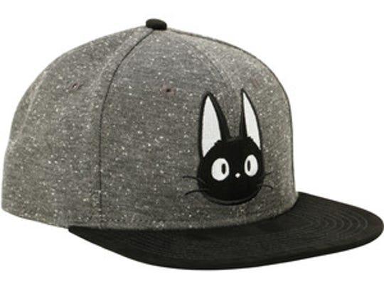 """Jiji"" snapback hat."