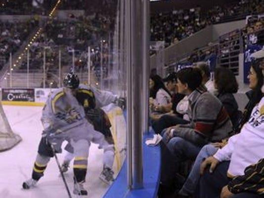 Ice Flyers Fans