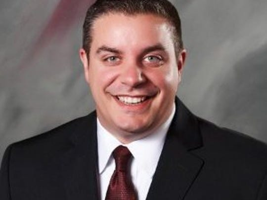 Joe Nugent is a finalist for Young Professional of