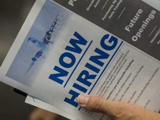 Unemployment claims hit a record in March due to the coronavirus shutdowns.