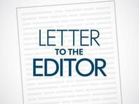 Letters to the editor   Sunday, April 28