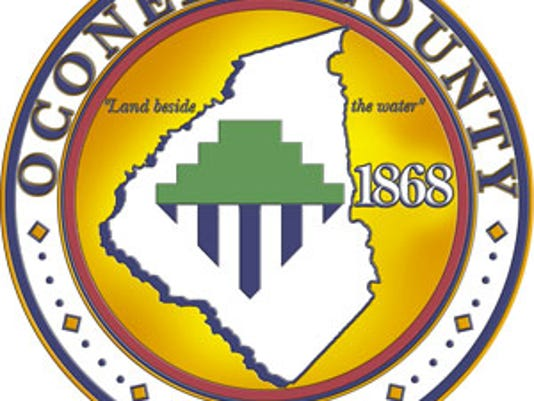 Oconee County Seal